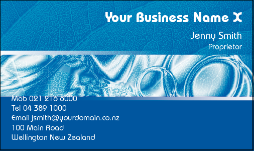 Business Card Design 777 for the Designer Industry.