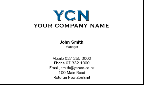 Business Card Design 335 for the Law Industry.